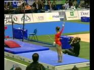 He Kexin Uneven Bars 2008 Milano GP UB AIA Aequilibrium Cup
