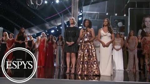'Sister_survivors'_moment_of_solidarity_accepting_Arthur_Ashe_Courage_Award_ESPYS_2018_ESPN