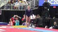 Jennifer Gadirova (GBR) - Vault - 2020 American Cup