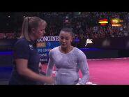 Rebecca Downie. 2019 World Championships. EF
