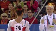 Melanie de Jesus dos Santos. 2017 European Championships. AA