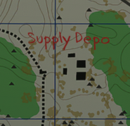 Supply Depot Map Closeup