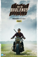 Into the Badlands SDCC 2015 key art poster