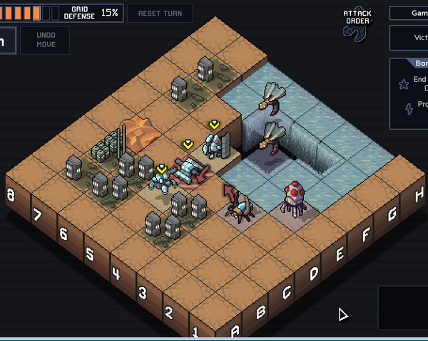 Chasm Tile Example