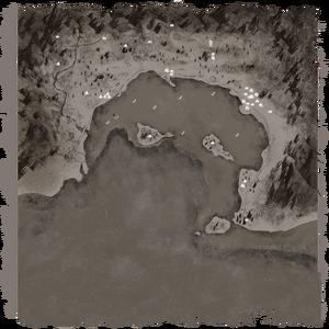 Coastal highway map
