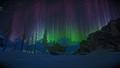 AuroraOverTheHuntingLodge