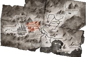 Mystery Lake Region The Long Dark Wiki Fandom