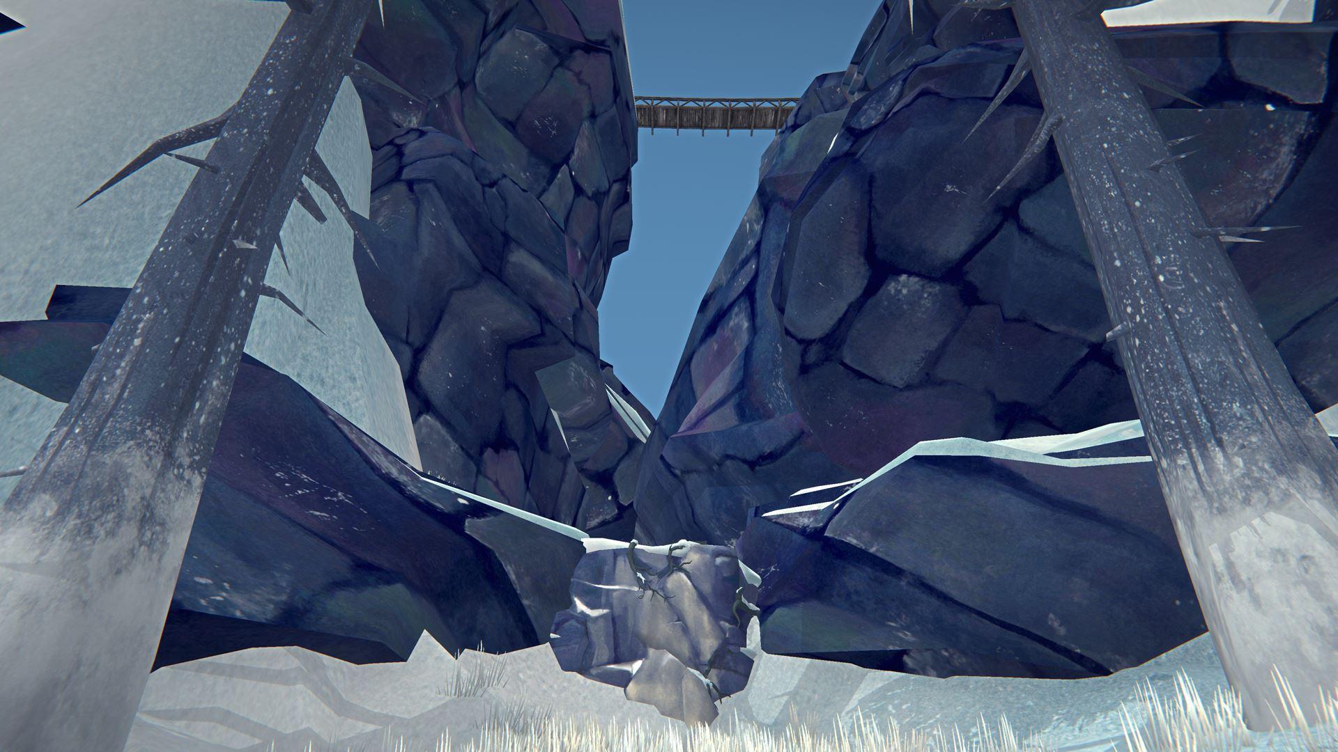 Secret Mountain Path