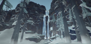 River Valley - waterfall