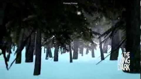 The Long Dark -- Survival Vignette 1 of 3 -- The Tent