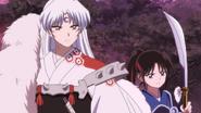 Setsuna and Sesshomaru
