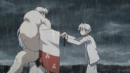 Towa and Sesshomaru