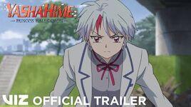Yashahime Princess Half-Demon Official Announcement VIZ