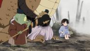 Setsuna and Jaken