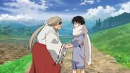 Setsuna and Kaede