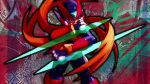 MegaMan Zero Soundtrack-Zero's Theme