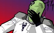 Facepalm Invader Vex Meme