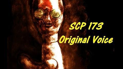 SCP 173 Original Voice