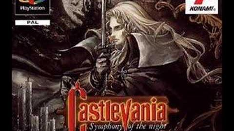 Castlevania Symphony of the Night - Dracula's Castle Song