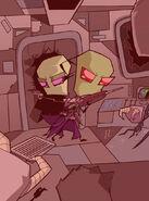 The Raid by InvaderRaf