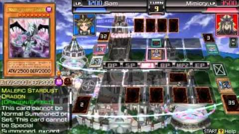 Yu-Gi-Oh! 5Ds Tag Force 5 Paradox VS Yami Yugi