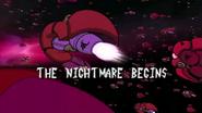 The Nightmare Begins No. 3