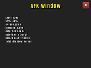 AFK Mode