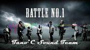 【FLOOR落選供養】TANO*C Sound Team - BATTLE NO