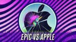 Fortnite vs Apple App Store Royale