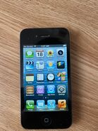 IOS 6 on iPhone 4