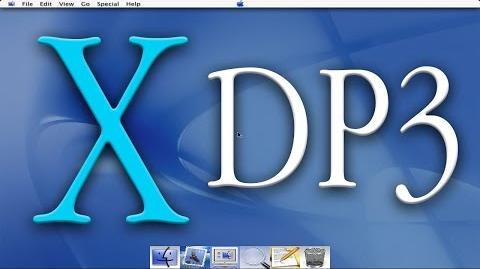 Mac OS X Developer Preview 3