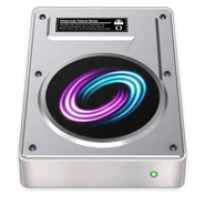 Fusion Drive desktop icon