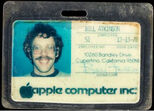 Badge 0051 Bill Atkinson