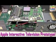 Mac84- An Early Apple Set Top Box Prototype from 1993! -The original Apple TV STB-