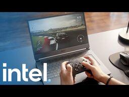 Justin Gets Real- PC Gaming - Intel