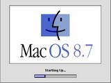 Mac OS 8.7