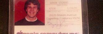 Badge 2536 Bryan Stearn