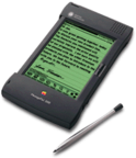 Newton MessagePad 2100 + stylus