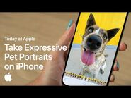 Take Expressive Pet Portraits on iPhone with Sophie Gamand - Apple