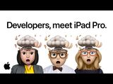 Developers, meet iPad Pro - Apple