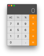 Basic Calculator