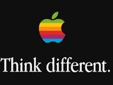 Apple typography