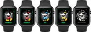 WatchOS-3-faces-Minnie-Mouse-space-gray-Apple-Watch-screenshot-001