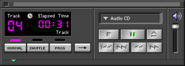AppleCD Audio Player