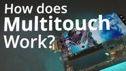 How does Multitouch work?