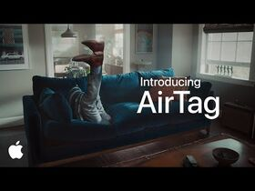 Introducing AirTag - Couch - Apple