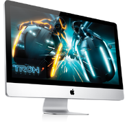 IMac 2011 Tron Legacy