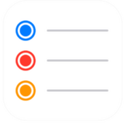 IOS 13 Reminders icon.png