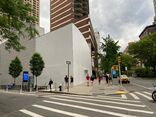 Apple Upper West Side boarded 2020-06-01