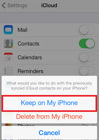 IMobie/How to Recover Deleted Contacts from iPhone